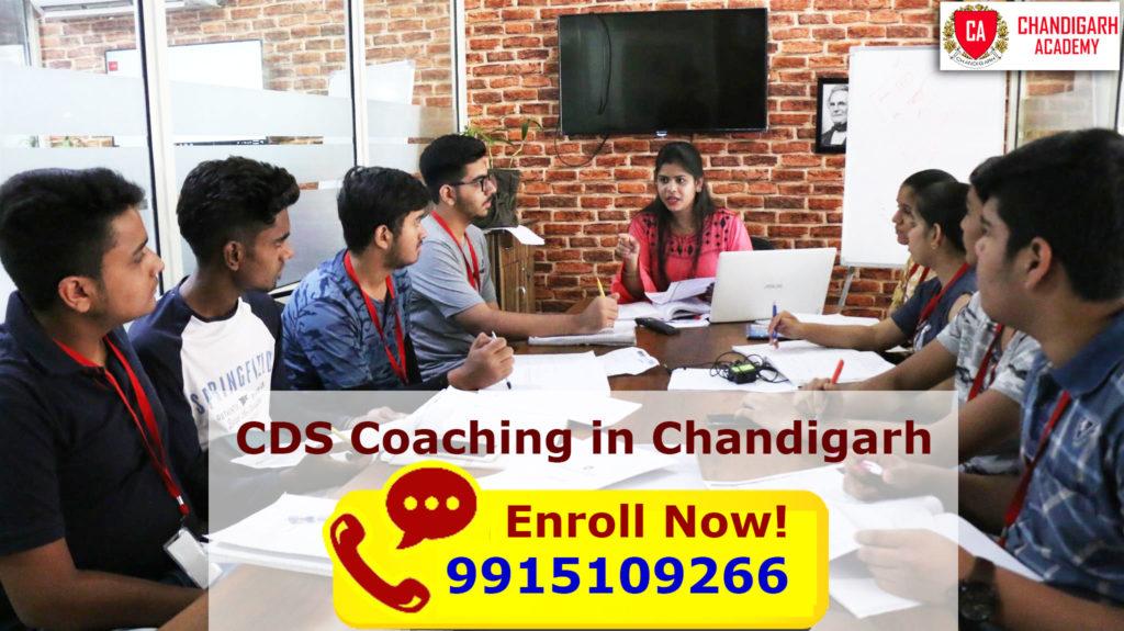 CDS Coaching in Chandigarh