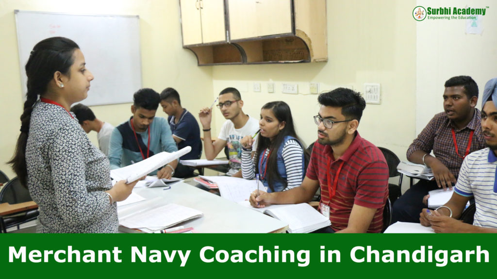 Merchant Navy Coaching in Chandigarh