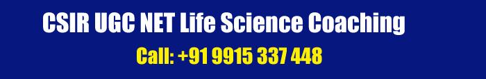 CSIR UGC NET Life Science Coaching in Chandigarh