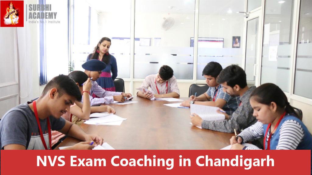 NVS Exam Coaching in Chandigarh