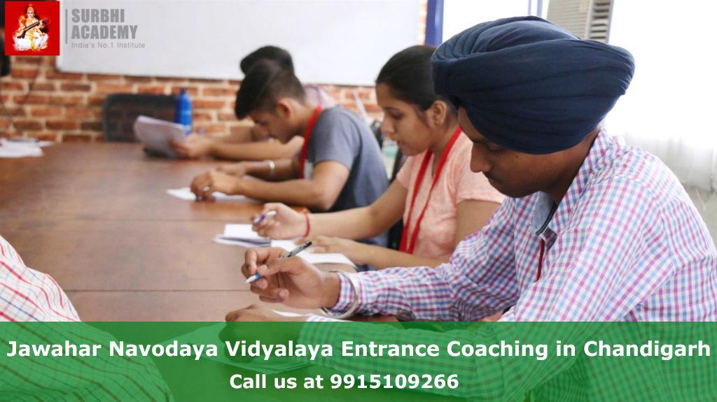 Jawahar Navodaya Vidyalaya Entrance Coaching in Chandigarh