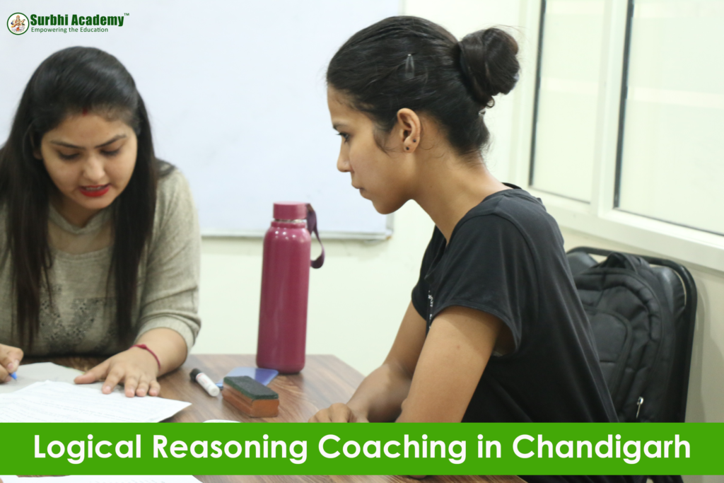 Logical Reasoning Coaching in Chandigarh